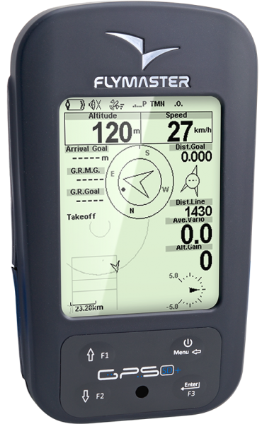 Flymaster GPS-SD-plus