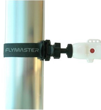 Flymaster mounting for TAS