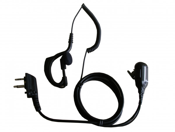 Wintec LP-83B1 Earhook Clip Microphone
