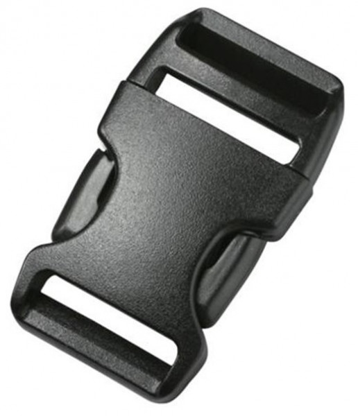 Duraflex Schnalle/Buckle Stealth Warrior 20mm single