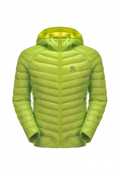 Kailas Ultra-light Ribs Down Hood men