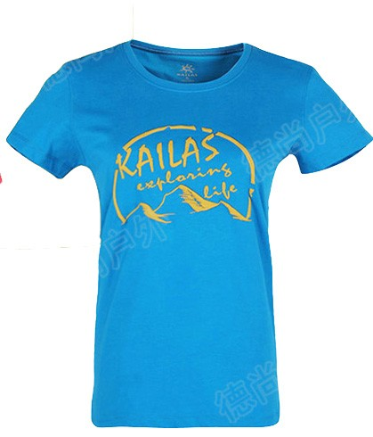 Kailas T-Shirt Round Neck Cotton women