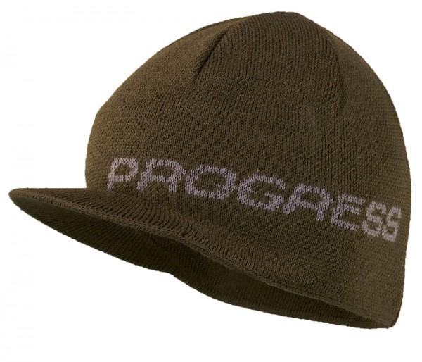 Progress Kappe mit Schild Flink Beanie