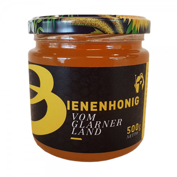 Bienenhonig vom Glarnerland 500g