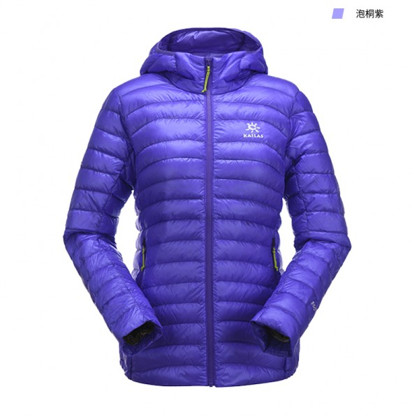 Kailas Ultra-light Ribs Down Hood women