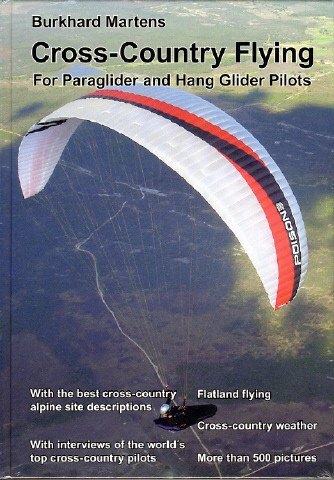 Cross-Country Flying (english version of Streckenflugbuch)